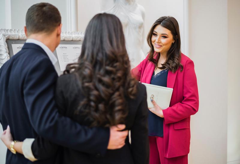 Wedding planner, comment se faire connaître quand on n'a jamais eu de clients?