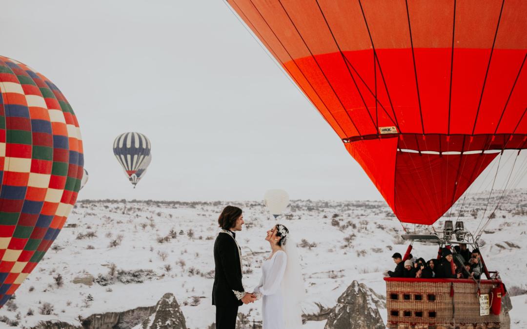 Un mariage anticonformiste